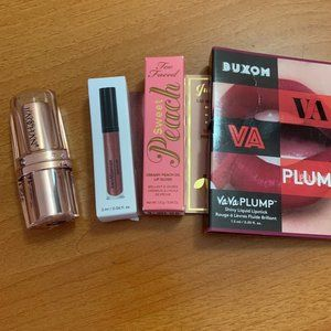 2/$30 New 4 piece lipstick bundle